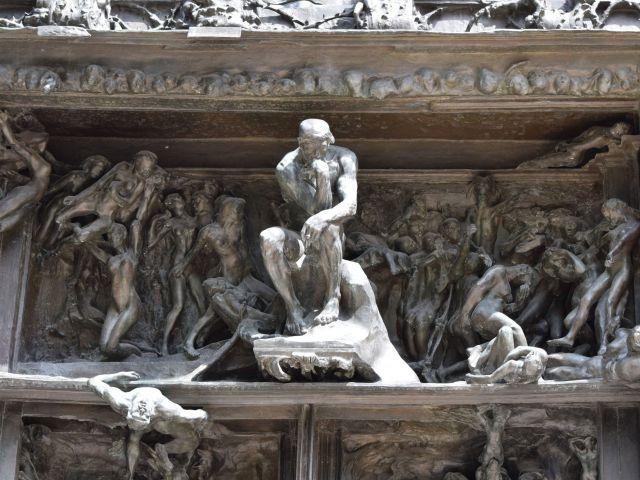 Divino Infierno: Rodin auténtico y fascinante