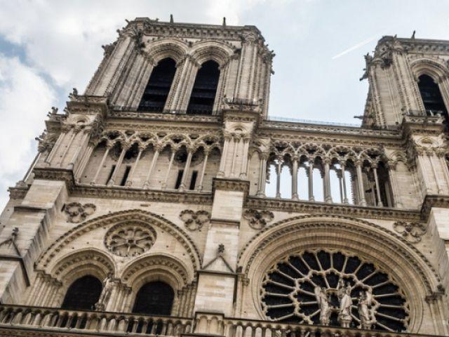 La Catedral de Notre Dame como nunca la viste