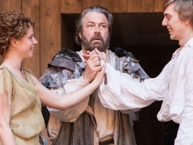 Shakespeare desde la primera fila y en exclusivo por F&A