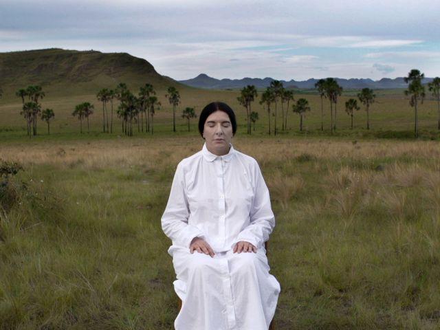 Marina Abramovic en Brasil: El espacio entremedio