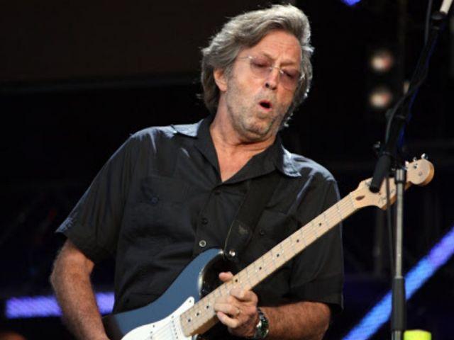 Leyendas- Eric Clapton