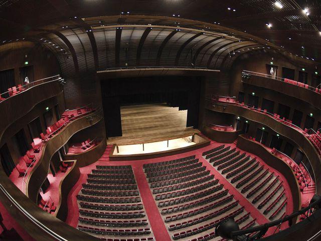 Teatro del Bicentenario de San Juan