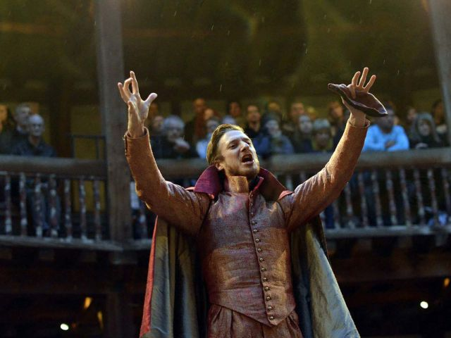 Shakespeare Globe- Dr. Faustus