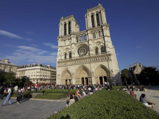En el corazón de Notre-Dame