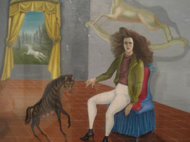 Leonora Carrington, la surrealista perdida