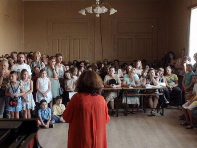 Por amor a la Música: PALIASHVILI MUSIC SCHOOL EN TBILISI