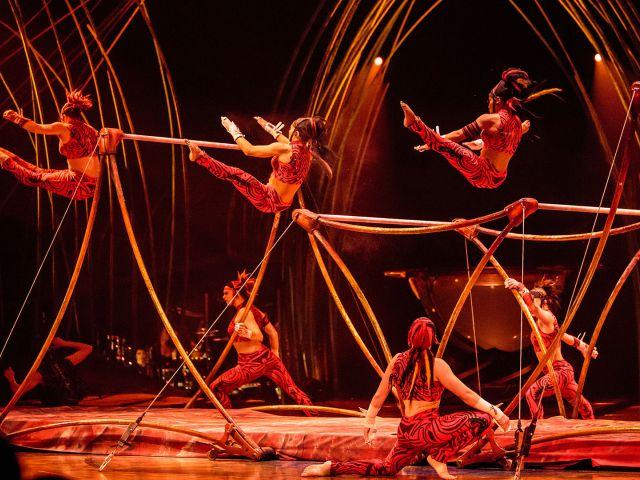 Cirque du Soleil: Historia de un Encuentro