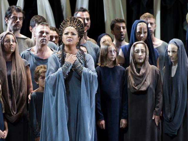 Aida: Anna Netrebko Salzburg Festival