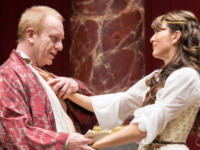 Shakespeare´s Globe Theatre: Antonio y Cleopatra