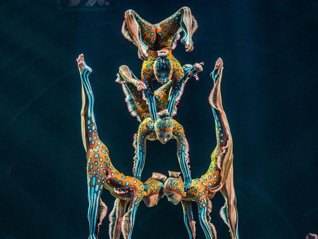 Cirque do Soleil: Kurios - Gabinete de Curiosidades