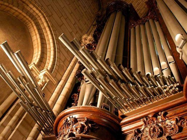 El órgano de Notre-Dame
