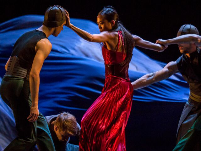 Tristan E Isolda - ¡Saluda por mi al mundo!