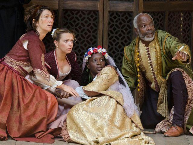 Shakespeare´s Globe Theatre: Mucho Ruido y Pocas Nueces