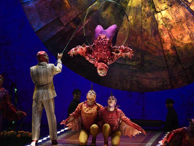 Cirque du Soleil  impacta con Luzia - Estreno Exclusivo