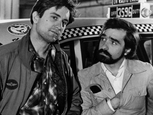 Dupla inseparable, Martin Scorsese y Robert De Niro