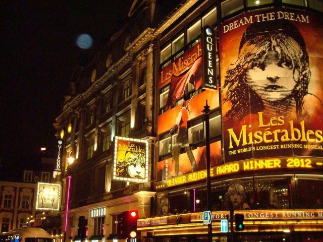 F&A desde el West End de Londres ¡Imperdible!