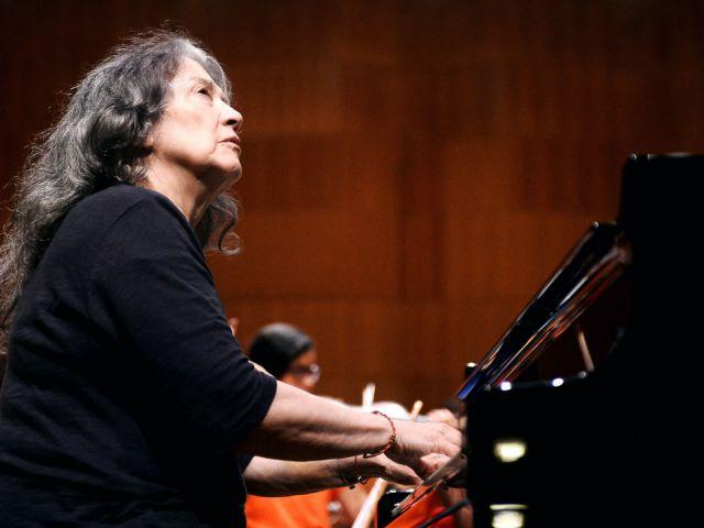 Pappano - Argerich, un concierto único