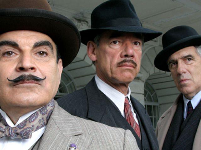 Las curiosidades del misterio: Lo Mejor de Poirot