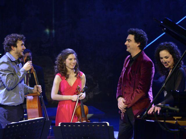 Estrellas del Mañana, con Rolando Villazón