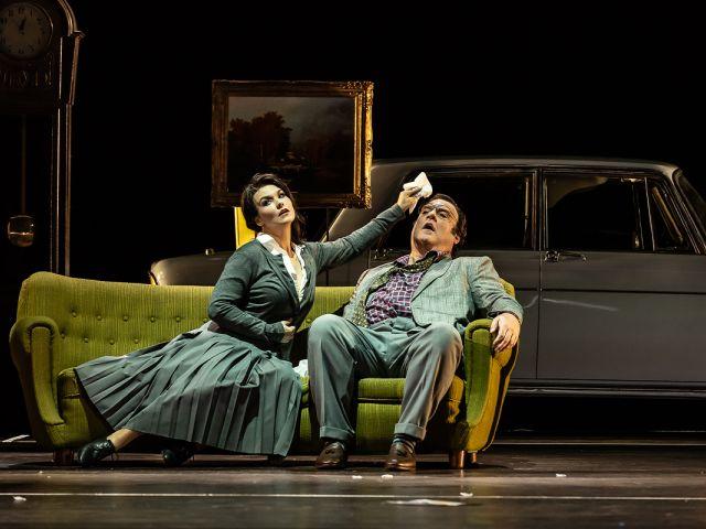 Don Pasquale, con Bryn Terfel y Olga Peretyatko
